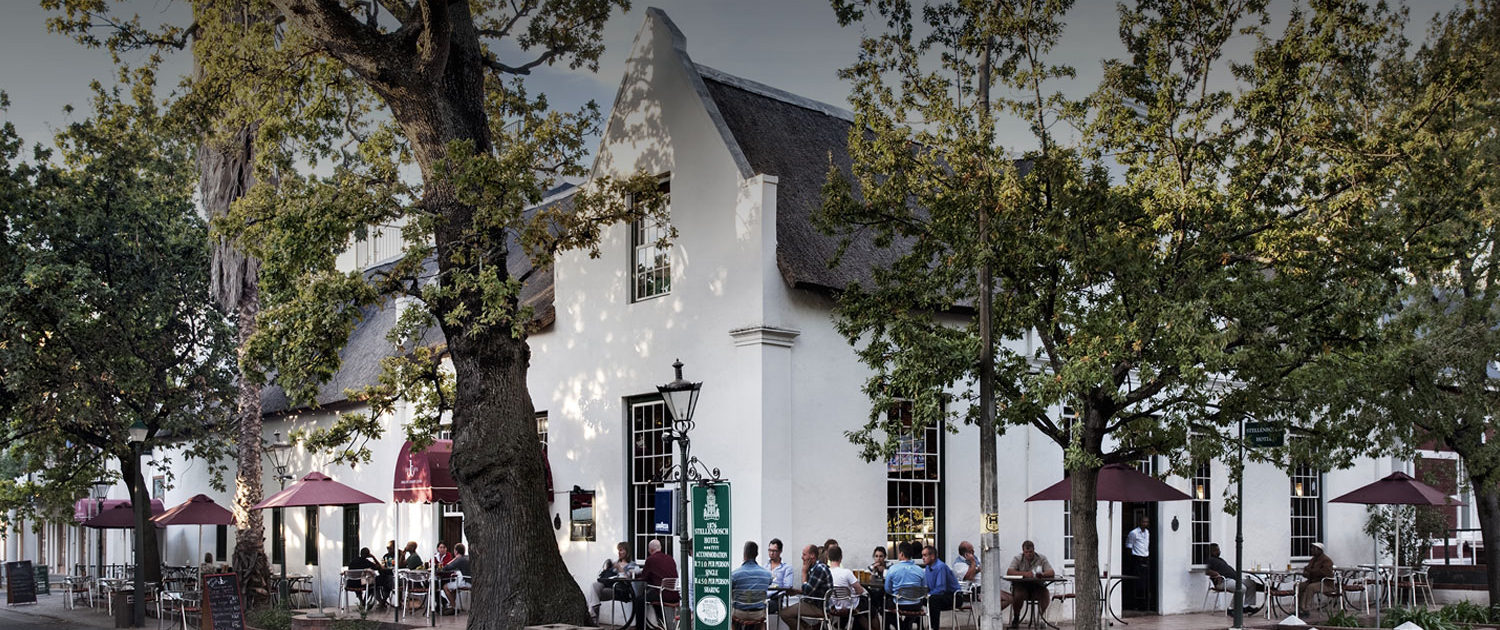 Accommodation Stellenbosch Hotel Western Cape South Africa