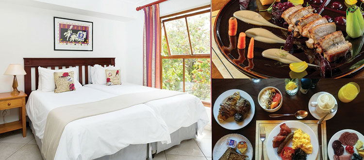 Dinner-Bed-and-Breakfast-Stellenbosch-Hotel